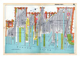 1928, Jersey City Docks, New Jersey, United States Giclee Print