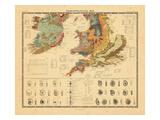 1854, United Kingdom Giclee Print