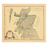 1768, United Kingdom Giclee Print