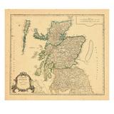 1768, United Kingdom Giclee Print