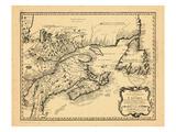 1755, Canada Giclee Print