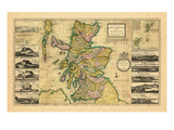 1714, Scotland, United Kingdom Giclee Print