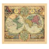 1730, World Giclee-trykk