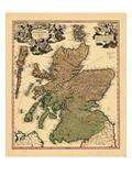 1715, United Kingdom Giclee Print