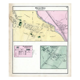 1873, Rocky Hill, Blawenburgh, Harlingen, New Jersey, United States Giclee Print