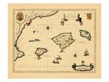 1640, Spain Giclee Print