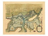 1640, United Kingdom, Belgium Giclee Print