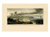 1833, Portland, Maine Giclee Print