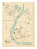 1893, Higganum, Portland, Connecticut, United States Giclee Print