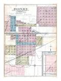 1913, Sidney, Wellners Addition, Nebraska, United States Giclee Print