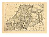 1532, Denmark, Norway, Sweden Giclee Print