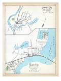 1893, Jewett City, Niantic, Connecticut, United States Giclee Print