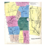 1869, Voluntown, Voluntown Town, Connecticut, United States Giclee Print