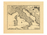 1730, Italy Giclee Print