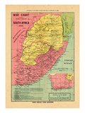 1899, South Africa Giclee Print