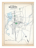 1893, Wallingford Borough, Connecticut, United States Giclee Print