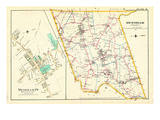 1887, Mendham Township, Mendham P.O., New Jersey, United States Giclee Print