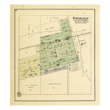 1893, Ivesdale, Illinois, United States Giclee Print