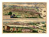 1572, Barcelona, Spain Giclee Print