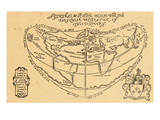 1576, World Giclee Print