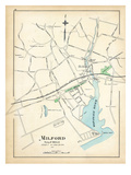 1893, Millford, Connecticut, United States Giclee Print