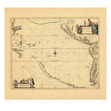 1650, Oceania Giclee Print