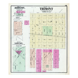 1873, Tremont, Armington, Morton, Lilly, Illinois, United States Giclee Print
