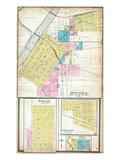 1905, Osceola, Roscoe, Gerster, Tiffin, Missouri, United States Giclee Print