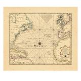 1748, Atlantic Ocean Giclee Print