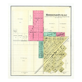 1891, Morrisonville, Illinois, United States Giclee Print