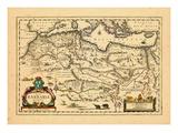 1658, Africa Giclee Print