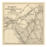 1862, Port Republic, Virginia, United States Giclee Print