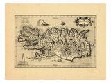 1613, Iceland Giclee Print