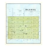 1891, Mt. Auburn, Illinois, United States Giclee Print