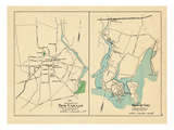 1893, New Canaan Borough, Rowayton, Connecticut, United States Giclee Print
