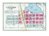 1900, Letcher, South Dakota, United States Giclee Print