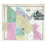 1871, Lena, Samuel Dodds, Illinois, United States Giclee Print