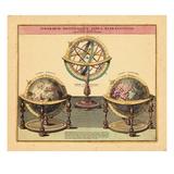 1716, World Giclee Print
