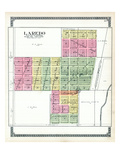 1915, Laredo, Missouri, United States Giclee Print