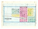 1895, New Hartford, Iowa, United States Giclee Print