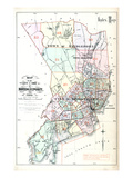 1888, Bridgeport, Connecticut, United States Giclee Print