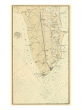 1878, Cape May, New Jersey, United States Giclee Print