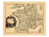 1721, France Gicléetryck
