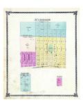 1876, Kidder, Proctorville, Black Oak, Missouri, United States Giclee Print