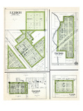1921, Lehigh, Durham, Goessel, Canada, Kansas, United States Giclee Print