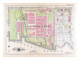 1909, Plate 25, District of Columbia, United States, US Navy Yard Giclee Print