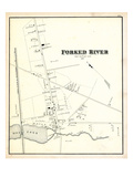 1878, Forked River, New Jersey, United States Giclee Print