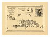 1731, Haiti Giclee Print