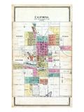 1920, California, Missouri, United States Giclee Print