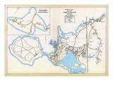 1905, Amrita Island, Cataumet, Massachusetts, United States Giclee Print